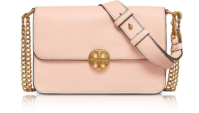 Leather Chelsea Convertible Shoulder Bag - Tory Burch