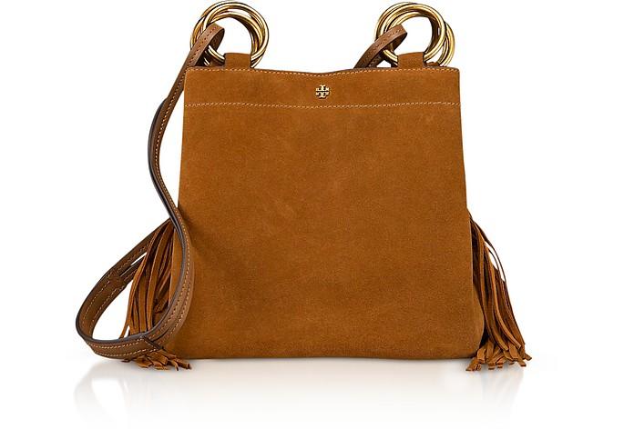 Farrah Fringe Mini Bag - Tory Burch