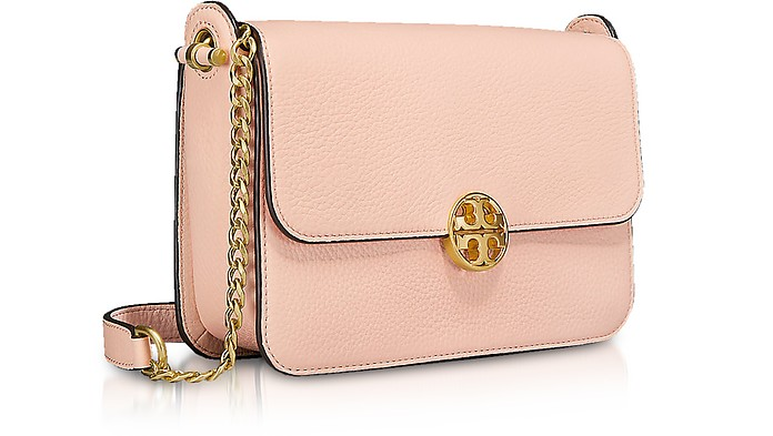 5be15ba6a02 Pebble Leather Chelsea Crossbody Bag - Tory Burch.  358.00 Actual  transaction amount