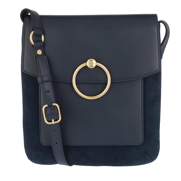 Farrah Shoulder Bag Royal Navy - Tory Burch / トリー バーチ