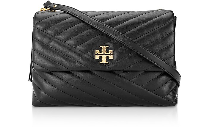 Kira Chevron Convertible Shoulder Bag - Tory Burch