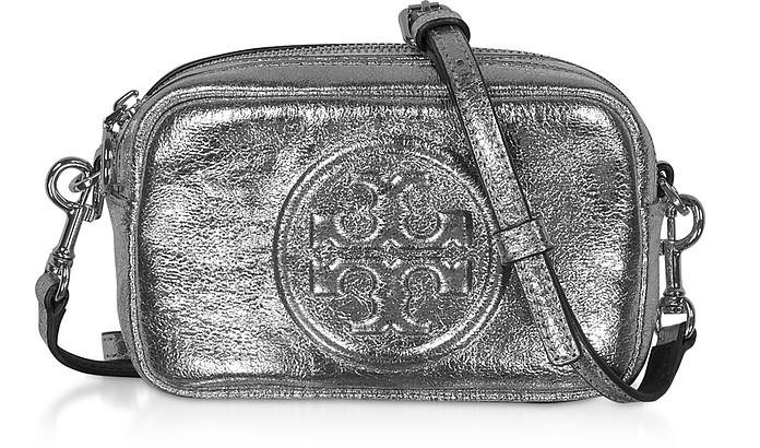 Perry Bombe Metallic Mini Bag - Tory Burch