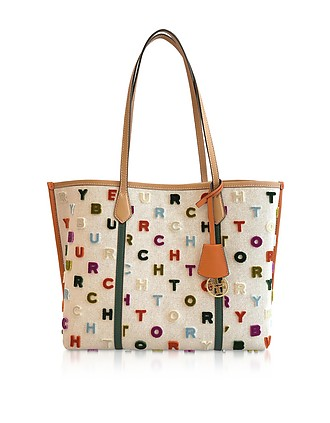 310350ba6 Perry Fil Coupe Triple-Compartment Tote - Tory Burch