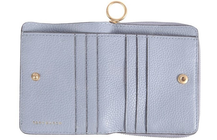 Perry Bombe Wallet - Tory Burch