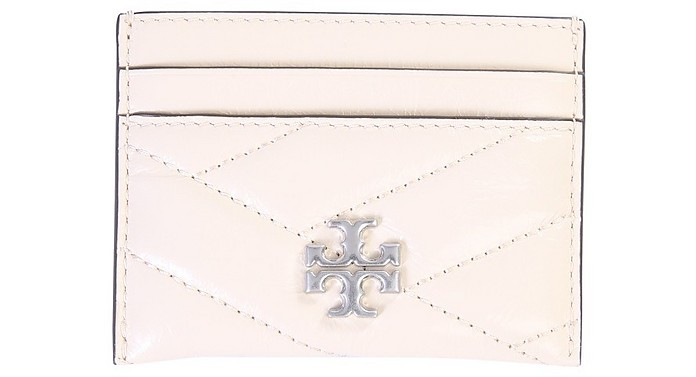Card Holder With Logo - Tory Burch