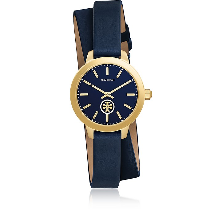TBW1303 The Collins 32mm Stainless Steel Women's Watch - Tory Burch