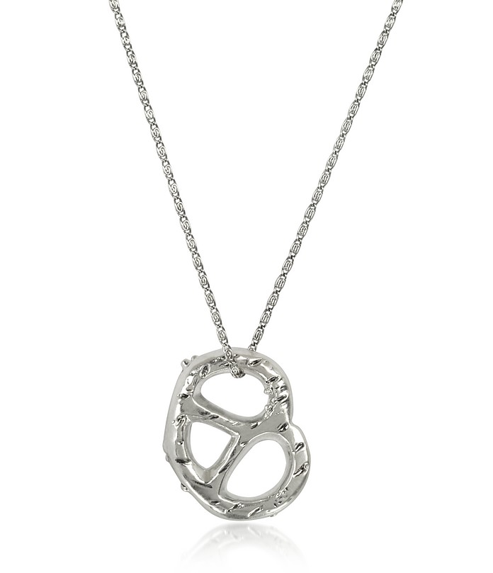 Pretzel Pendant Necklace - Tory Burch