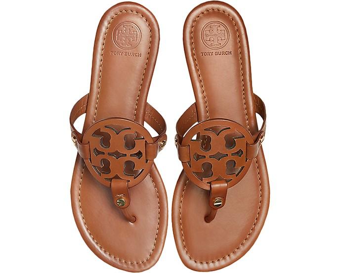Vintage Vacchetta Miller Sandals - Tory Burch