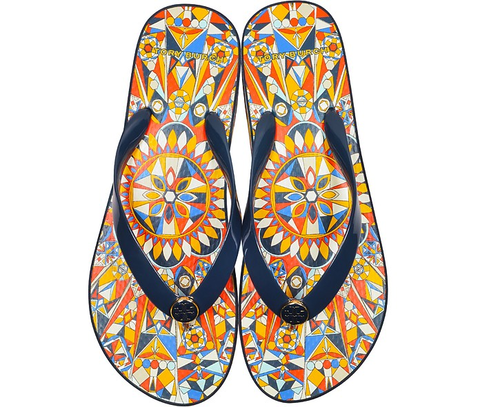95f3e650d65e ... Cut-out Wedge Flip Flop - Tory Burch.  78.00 Actual transaction amount