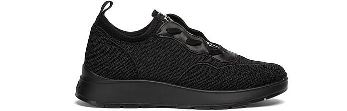 Black Asia 04 Slip-on Women's Sneakers - Liu Jo / リュージョー