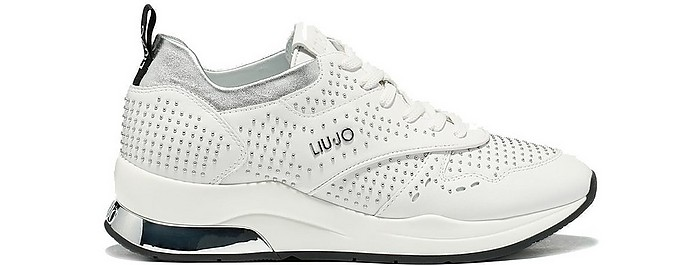 Karlie White Women's Sneakers - Liu Jo / リュージョー