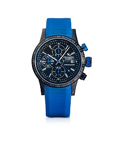 Admiral Silicone Chronograph Men's Watch - Strumento Marino