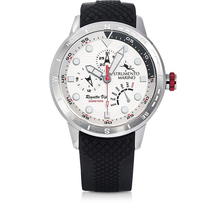 Regatta Vip Stainless Steel Watch - Strumento Marino