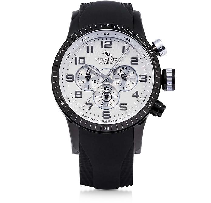 Missouri 2 Stainless Steel Watch - Strumento Marino