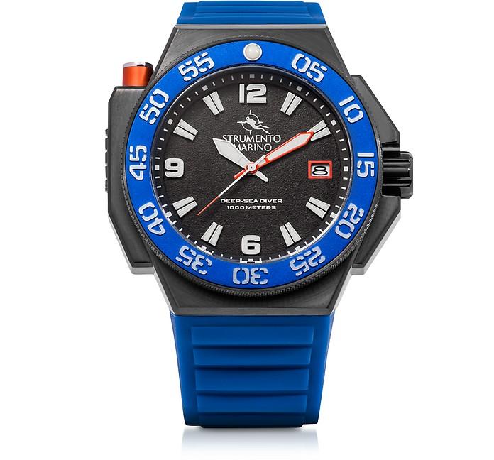 Abisso 1000 Meters Scuba Stainless Steel Watch - Strumento Marino