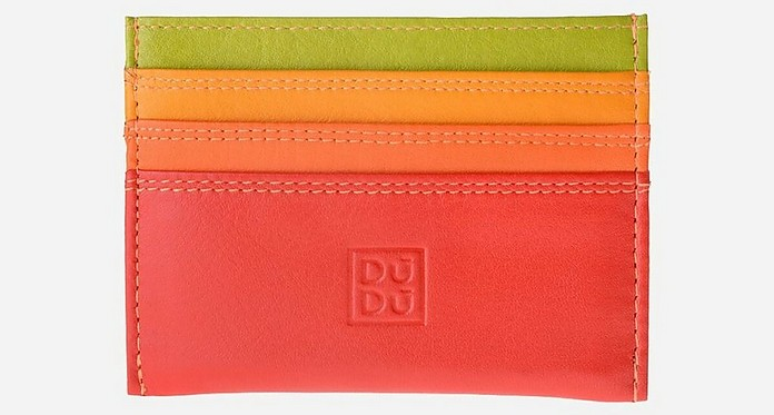 Red Wallet - Dudubags