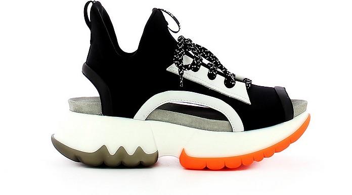 Women's Black Shoes - Rucoline