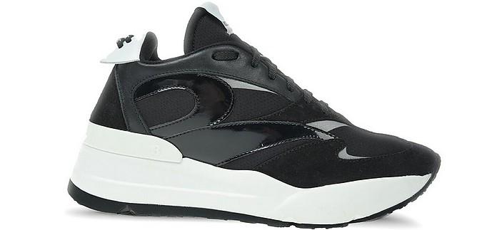 Black 4035 At 1035 Women's Sneakers - Rucoline / ルコライン