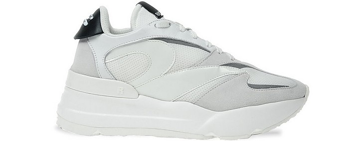 Women's White Shoes - Rucoline