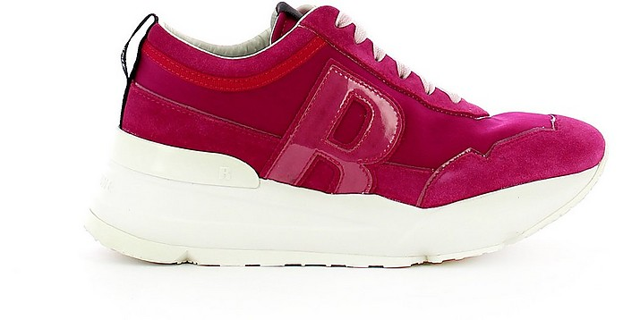 Women's Pink Shoes - Rucoline