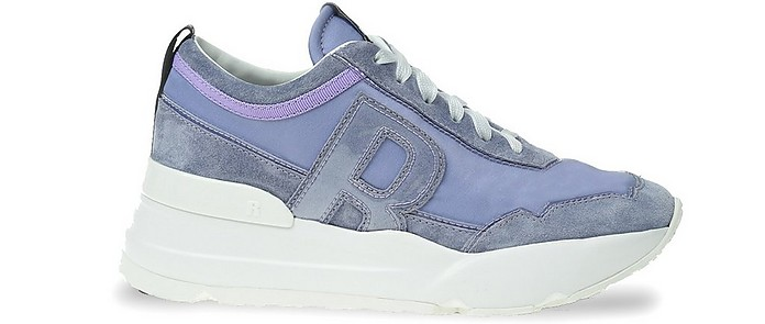 R-Evolve 4041 Ultra Naycer Purple Women's Sneakers - Rucoline / ルコライン