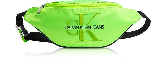 Monogram Nylon Streetpack Belt Bag - Calvin Klein Collection