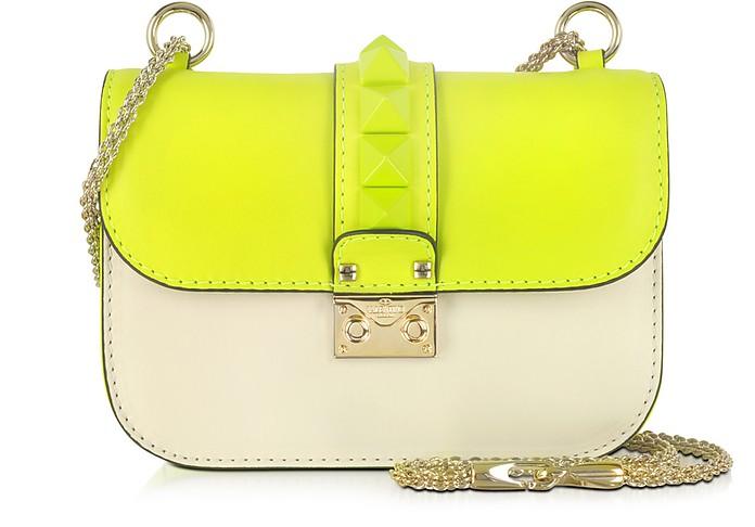 Rockstud Fluo Shoulder Bag - Valentino