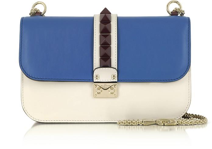 Lock Multicolor Chain Shoulder Bag - Valentino