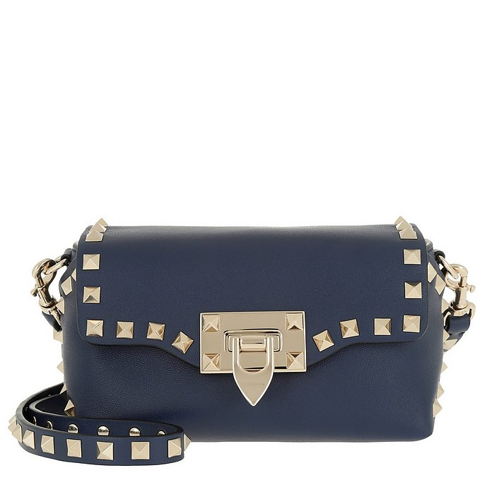 Rockstud Mini Crossbody Pure Blu - Valentino / ヴァレンティノ