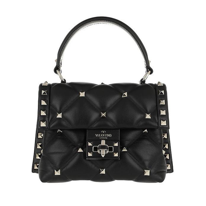 Rockstud Candystud Shoulder Bag Black - Valentino / ヴァレンティノ