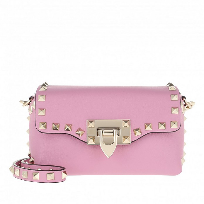 Rockstud Mini Crossbody Bag Pink - Valentino