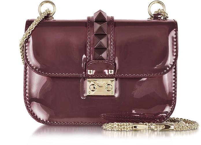 Rockstud Small Leather Shoulder Bag - Valentino