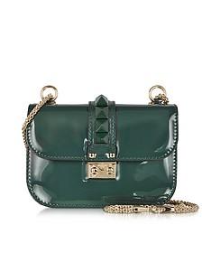 Rockstud Small Leather Shoulder Bag