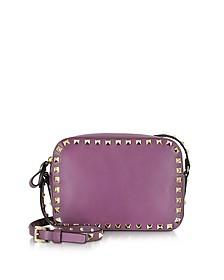 Rockstud Small Leather Crossbody Bag