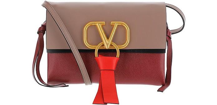 Color Block Vring Crossbody Bag - Valentino / ヴァレンティノ