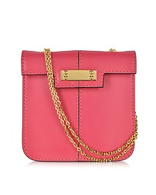 Mini Shoulder Bag with Chain Strap