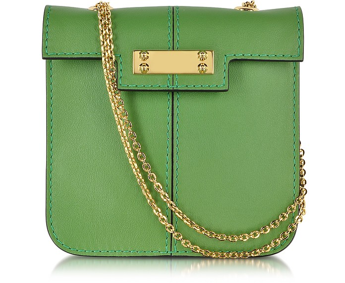 Mini Shoulder Bag with Chain Strap - Valentino