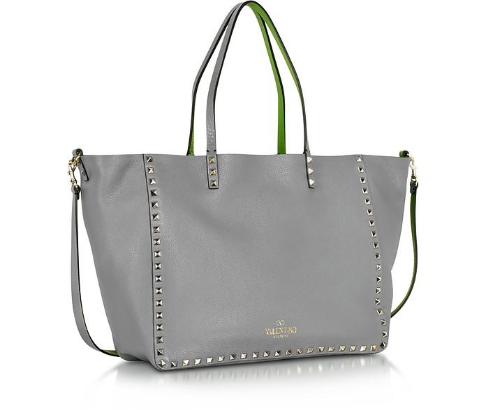 2c8576b4f5a Rockstud Reversible Medium Tote Bag - Valentino. $3,675.00 Actual  transaction amount