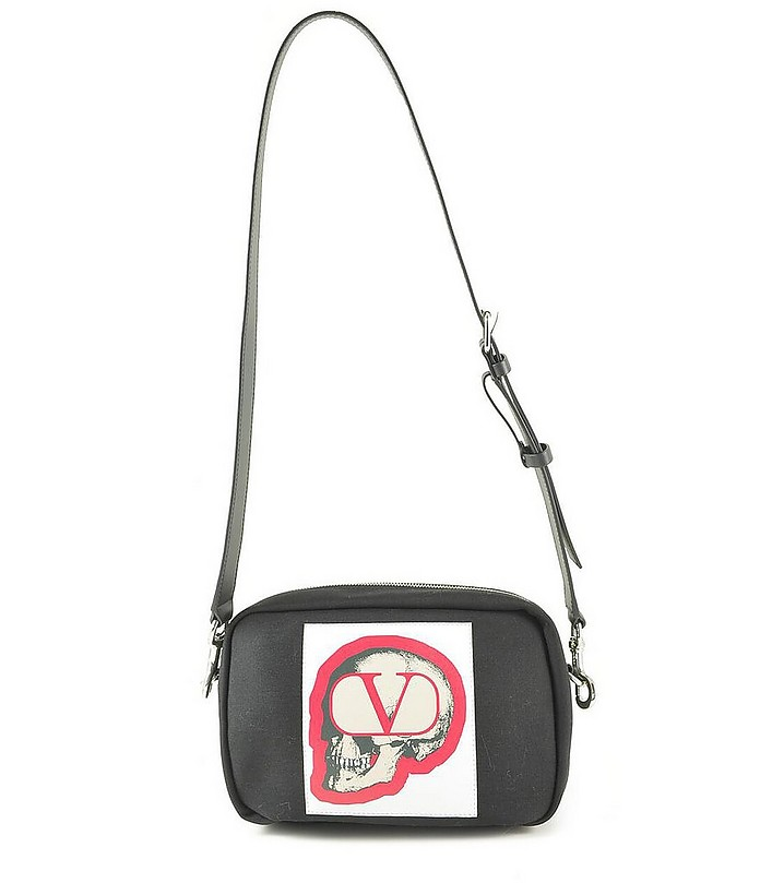 Women's Black Handbag - Valentino