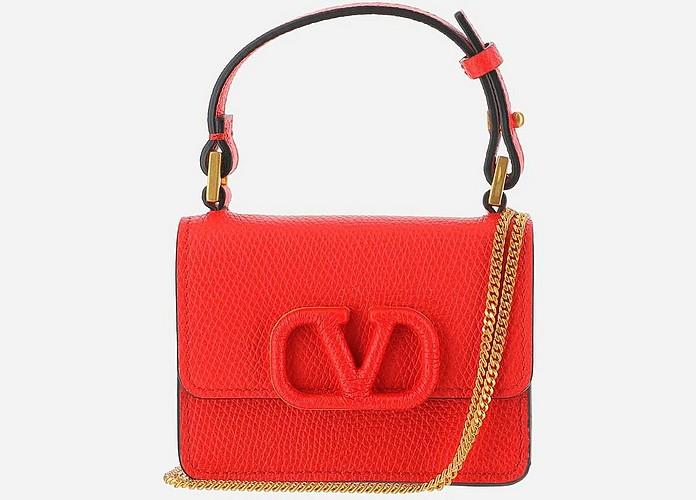 Rosso hand_handbag - Valentino Garavani