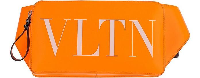 Fluorescent Orange VLTN Belt Bag - Valentino Garavani