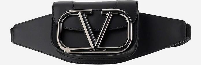 Black waistbag - Valentino