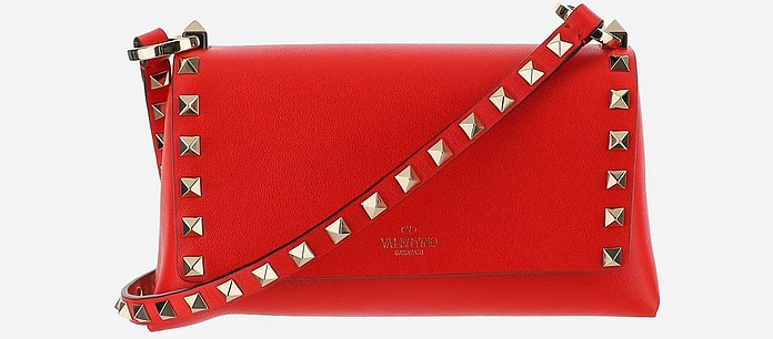 Red wallet - Valentino