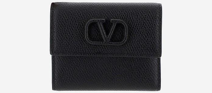 Black wallet - Valentino Garavani