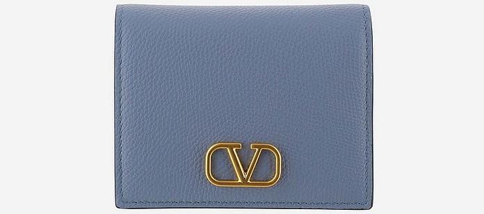 Navy wallet - Valentino