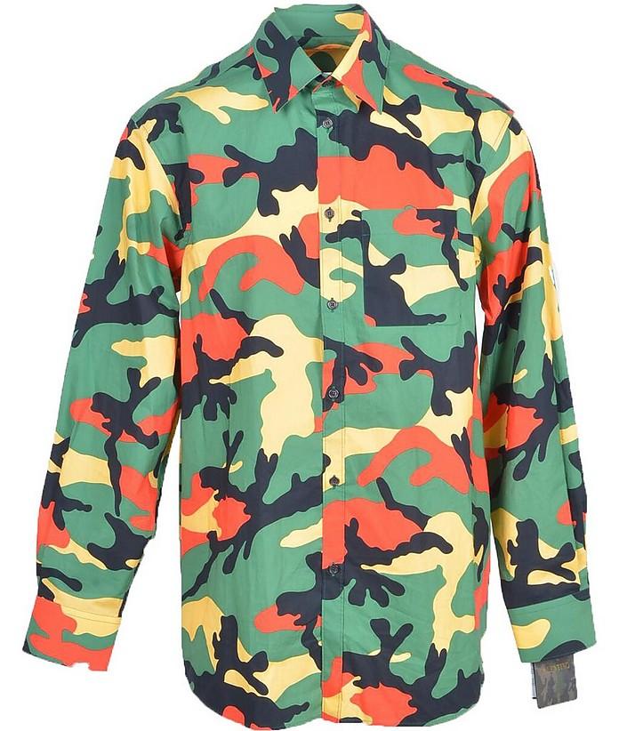Men's Multicolor Shirt - Valentino Garavani