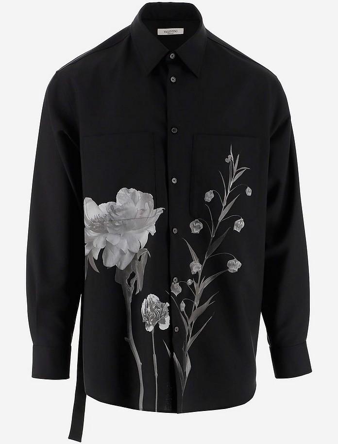 Men's Casual Shirt - Valentino
