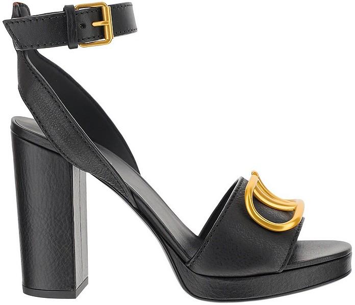 Black High Heels - Valentino