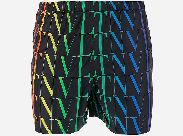 VLTN Men's Swim Shorts - Valentino