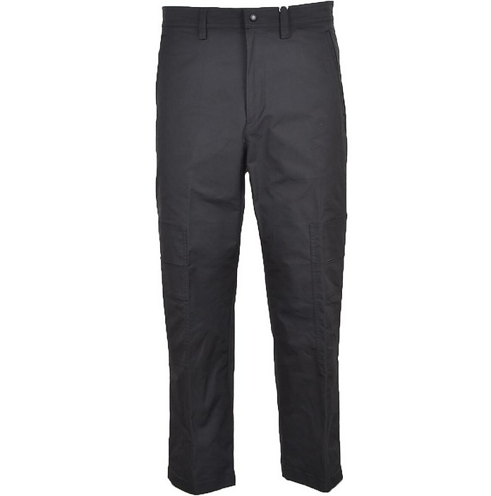 Men's Black Pants - Valentino